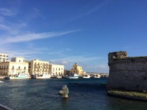 gallipoli arte rivellino castello monumenti vacanze