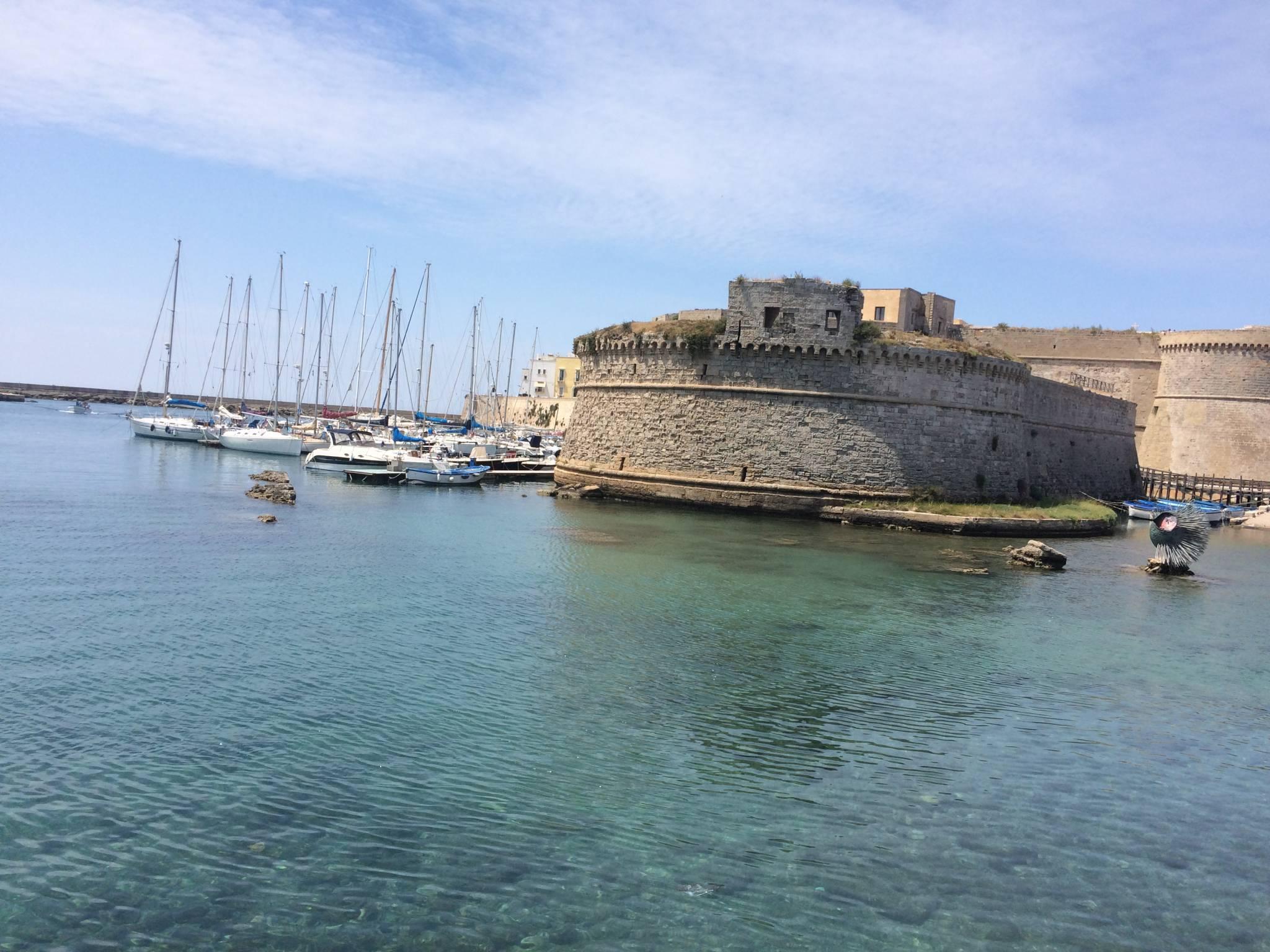 Visitare Gallipoli in modo nuovo: percorso bike nelle bellezze tra mare e terra