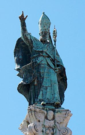 festa sant oronzo statua lecce agosto eventi