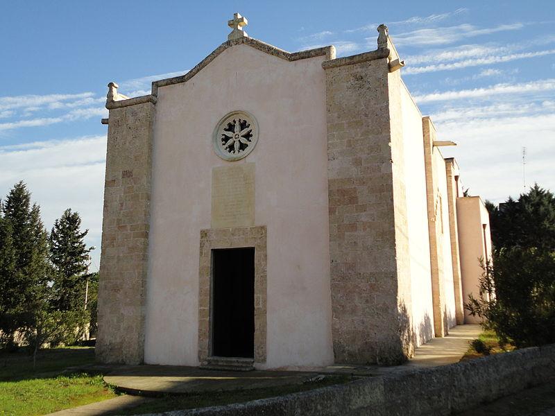 specchia lecce chiesa san nicola assunta borgo monumenti