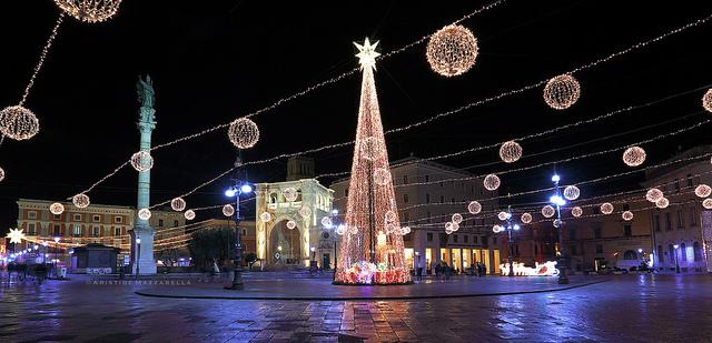 Lecce la città del barocco……….